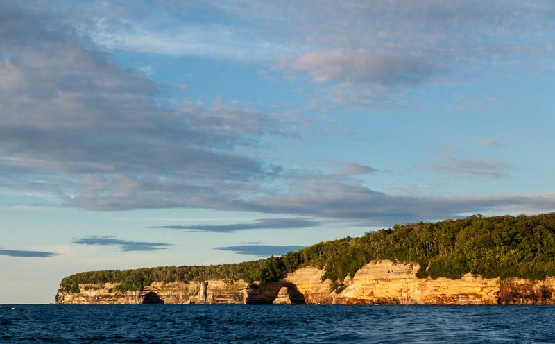 Pictured Rocks Vista